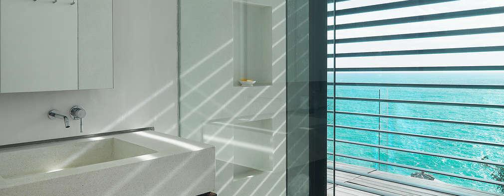 Villa Amanzi: modern Bathroom by Original Vision