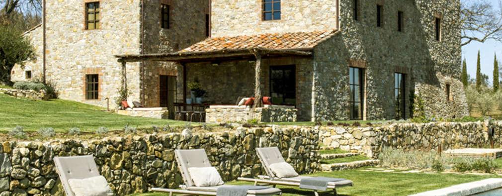 Casas de estilo mediterraneo por dmesure