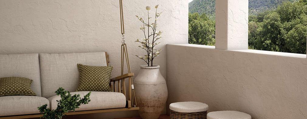 Patios by Equipe Ceramicas
