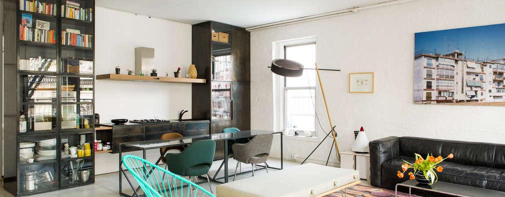 Casas de estilo  de Labo Design Studio
