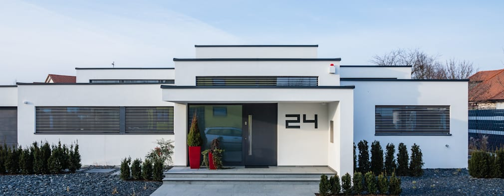 บ้านและที่อยู่อาศัย by Helwig Haus und Raum Planungs GmbH