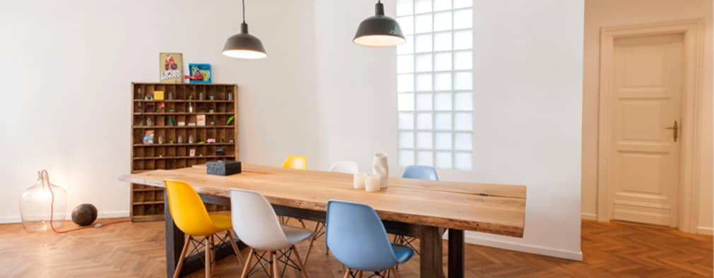 modern Dining room by INpuls