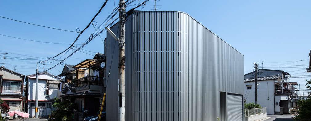 鳳の家 House in Otori: arbolが手掛けた家です。