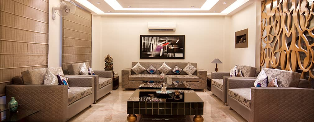 Pandhi's Residence:   by Hands On Design