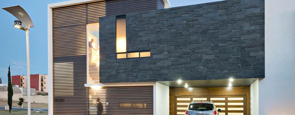 Estas 10 casas modernas y mexicanas te van a encantar for Casas modernas mexicanas