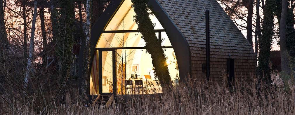 15 kleine huizen op het platteland die jou inspireren om for Kleine huizen bouwen