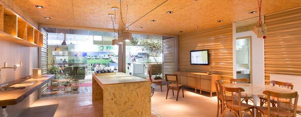 Дома в . Автор – Haruf Arquitetura + Design