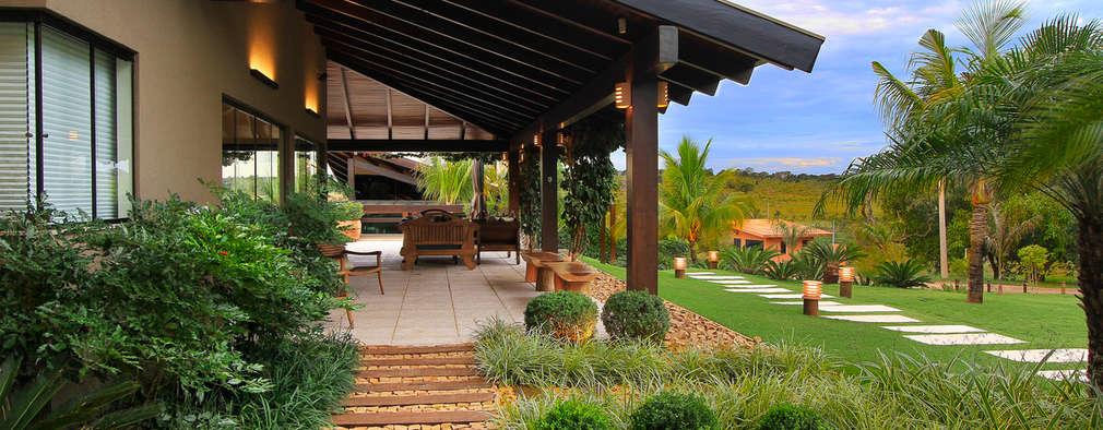 5 terrazas perfectas para so ar en una casa de campo for Fotos de terrazas de casas de campo
