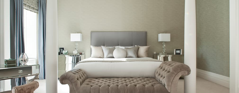 Idee di decorazione per la camera da letto
