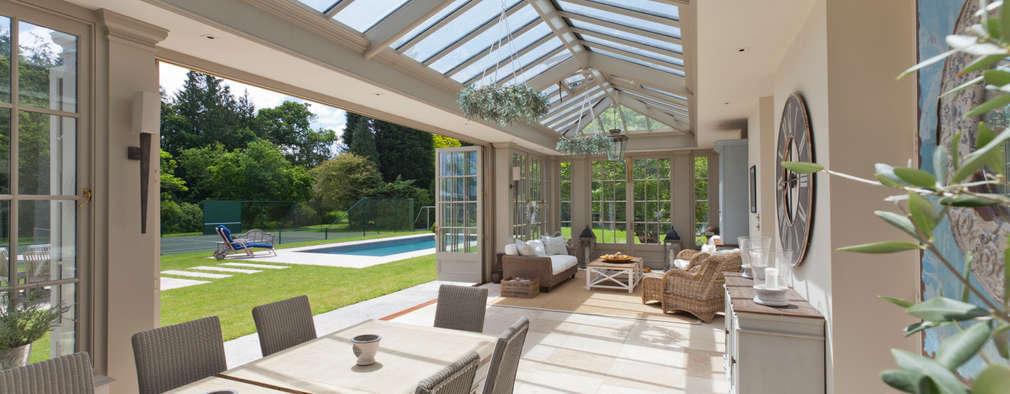 7 cose da sapere prima di costruire una veranda - Cosa sapere prima di comprare una casa ...