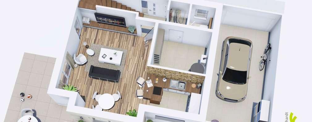 10 planos de casas que te inspirar n al dise o de la tuya for Quiero disenar mi cocina
