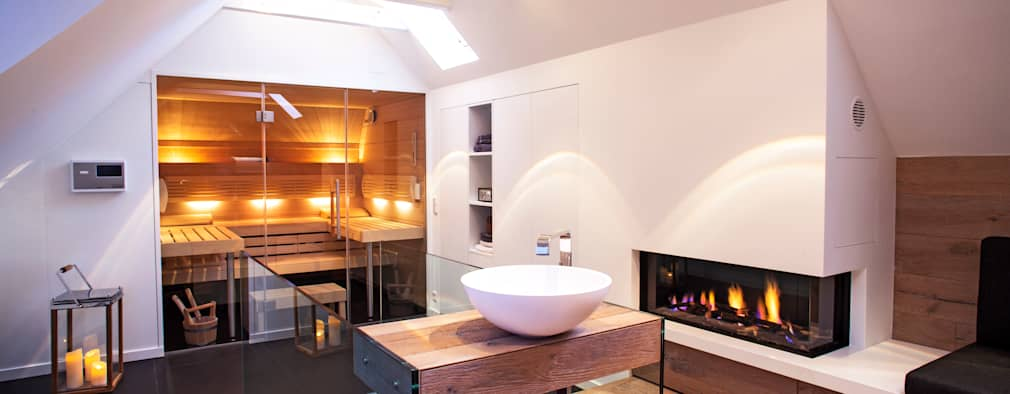 Spa de style de style Moderne par schulz.rooms