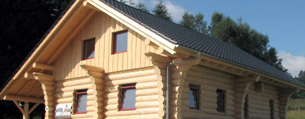 Дома в . Автор – eb Massivhaus Deutschland GmbH