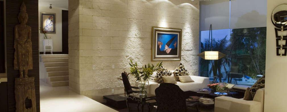 10 ideas de muros para separar ambientes con mucho dise o for Dividir piso en dos