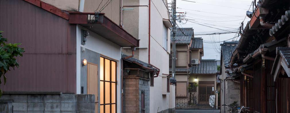 by SHIMPEI ODA ARCHITECT'S OFFICE