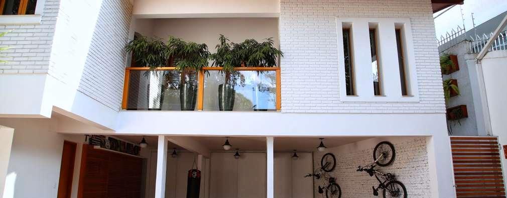 Nhà by MeyerCortez arquitetura & design