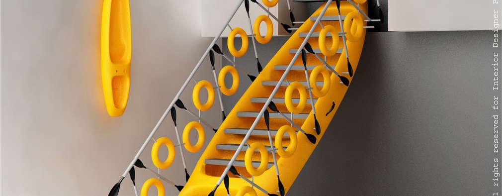 Koridor dan lorong by Preetham  Interior Designer