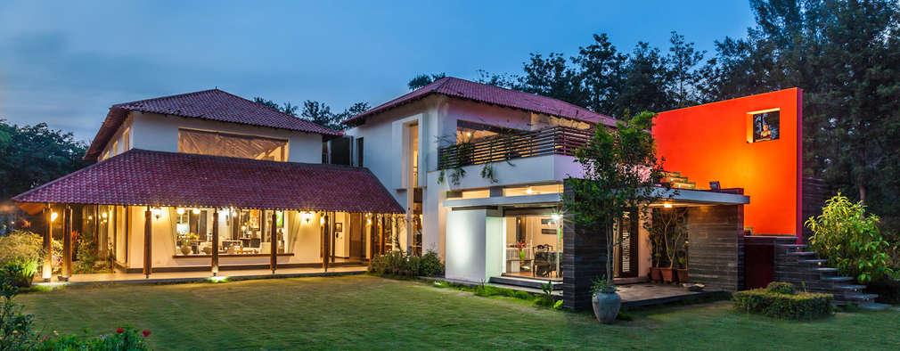 房子 by Kumar Moorthy & Associates