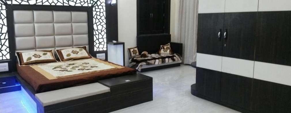AR. VIPUL BHARTI:   by MAA ARCHITECTS & INTERIOR DESIGNERS
