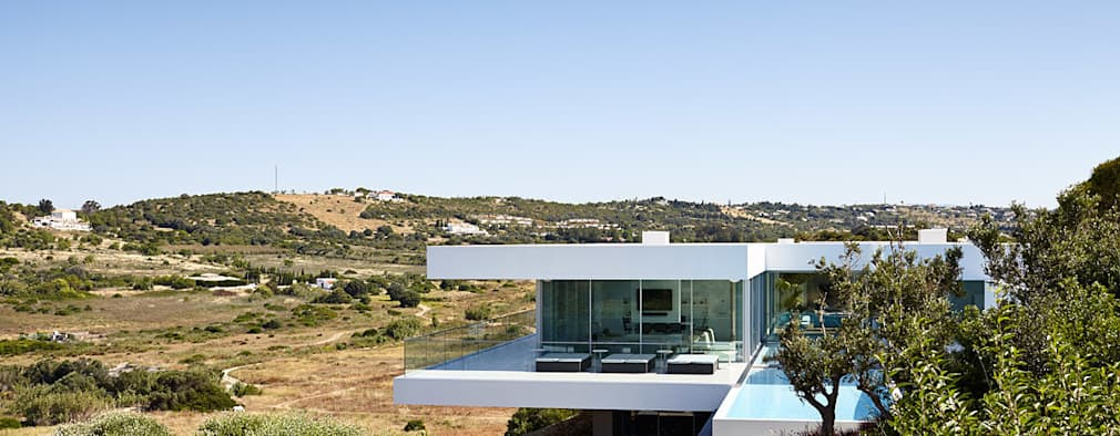 Maisons de style de style Moderne par Philip Kistner Fotografie