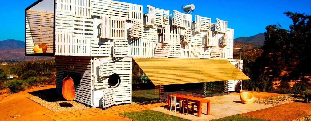 de estilo  por James & Mau Arquitectura
