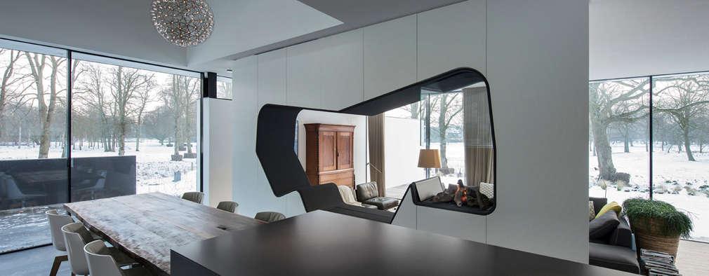 modern Dining room by 123DV Moderne Villa's