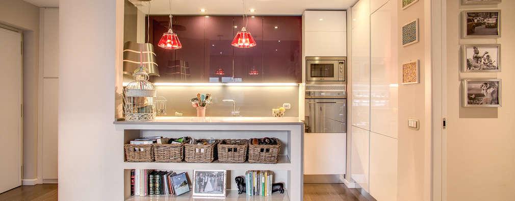 18 barras de cocina perfectas para casas peque as for Disenadores de cocinas pequenas