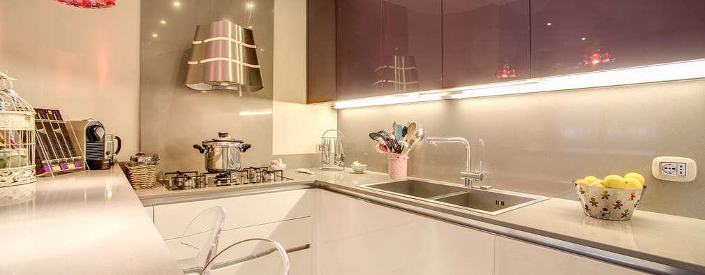 Кухни в . Автор – MOB ARCHITECTS