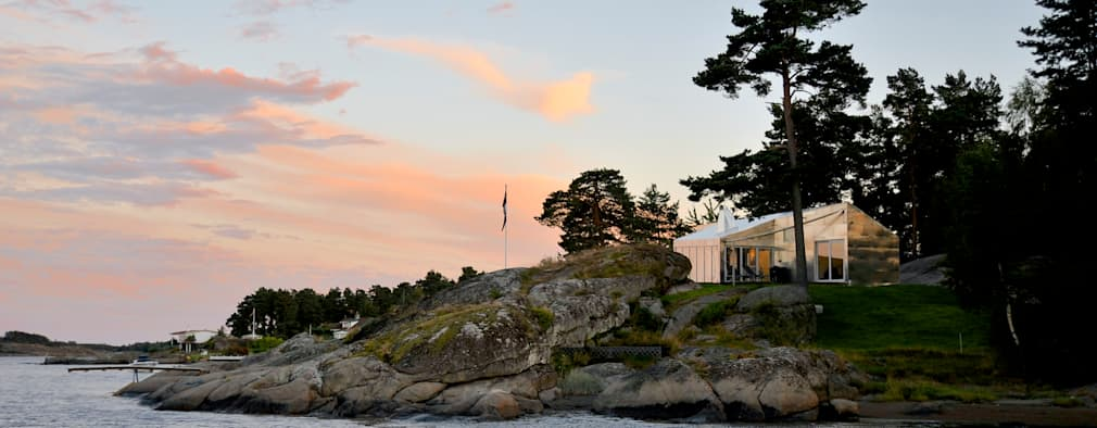 eclectic Houses by Jarmund/Vigsnæs AS Arkitekter MNAL