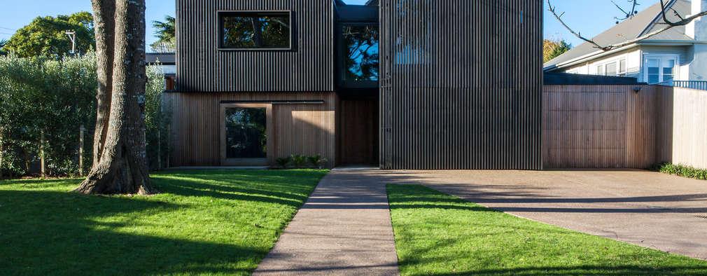 บ้านและที่อยู่อาศัย by Dorrington Atcheson Architects