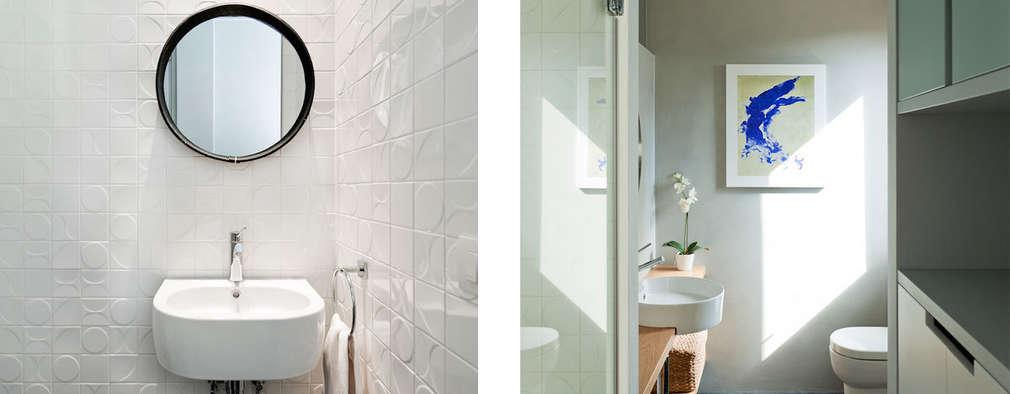 15 idee incredibili per piccoli bagni for Idee seminterrato per piccoli scantinati