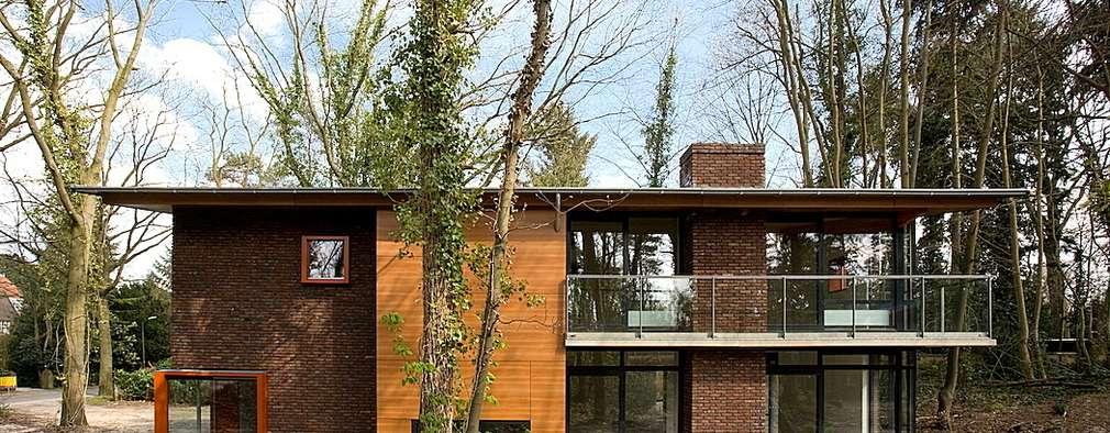 modern Houses by Cita architecten