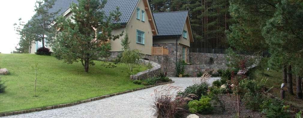 country Houses by Pracownia Tutaj