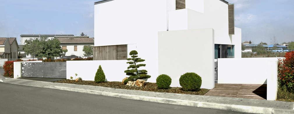 moderne Häuser von tissellistudioarchitetti