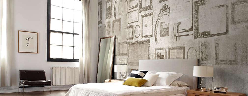 15 ideas para decorar paredes blancas - Decoracion paredes blancas ...