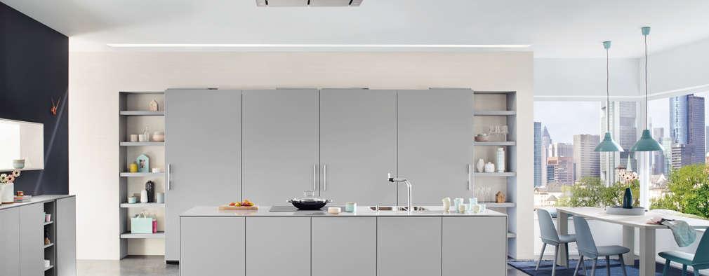 modern Kitchen by Ballerina-Küchen Heinz-Erwin Ellersiek GmbH