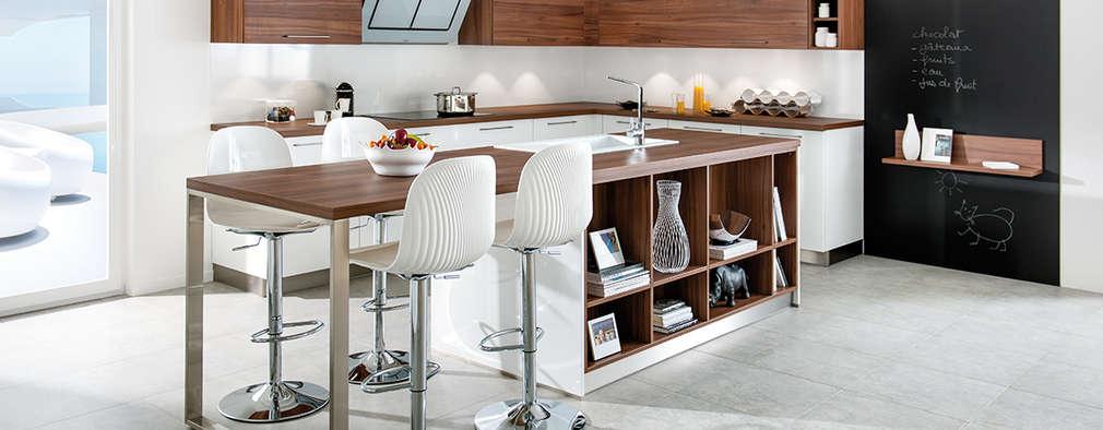 modern Kitchen by Schmidt Küchen