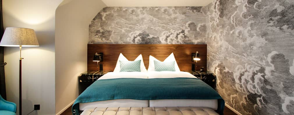 modern Bedroom by Dyer-Smith Frey