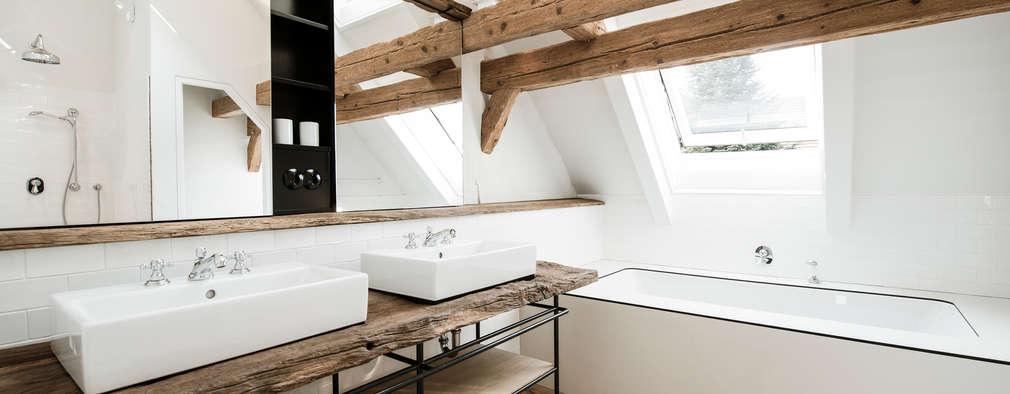 浴室 by BUERO PHILIPP MOELLER