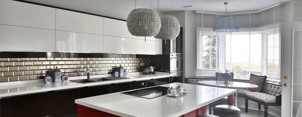 Dapur by Aykuthall Architectural Interiors