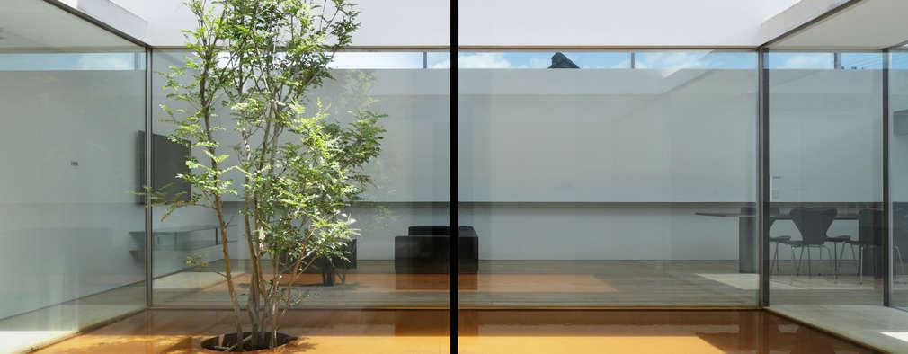 Chambre de style de style Minimaliste par TNdesign一級建築士事務所