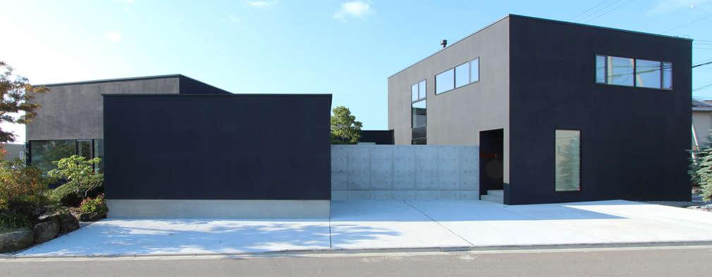 island: ミズタニテツヒロ建築設計が手掛けた家です。