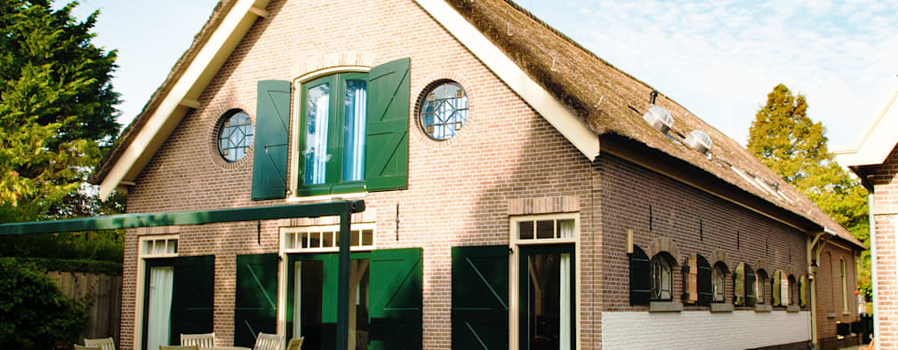 country Houses by OTH architecten