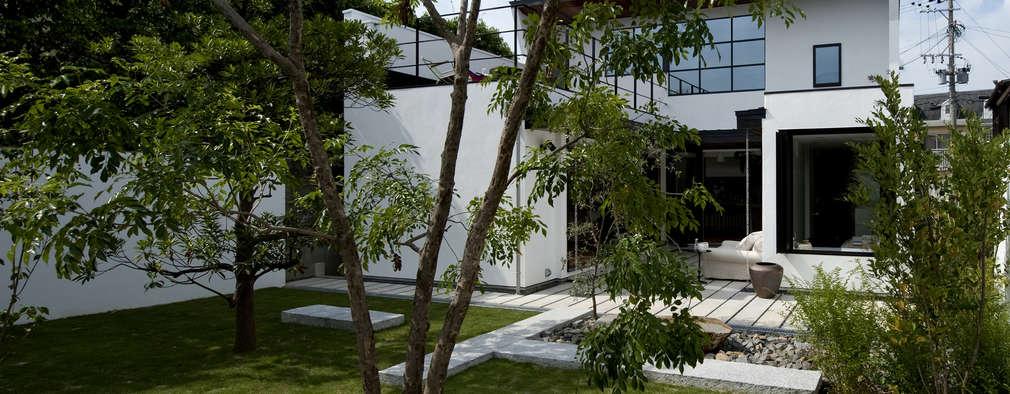 Дома в . Автор – Sakurayama-Architect-Design