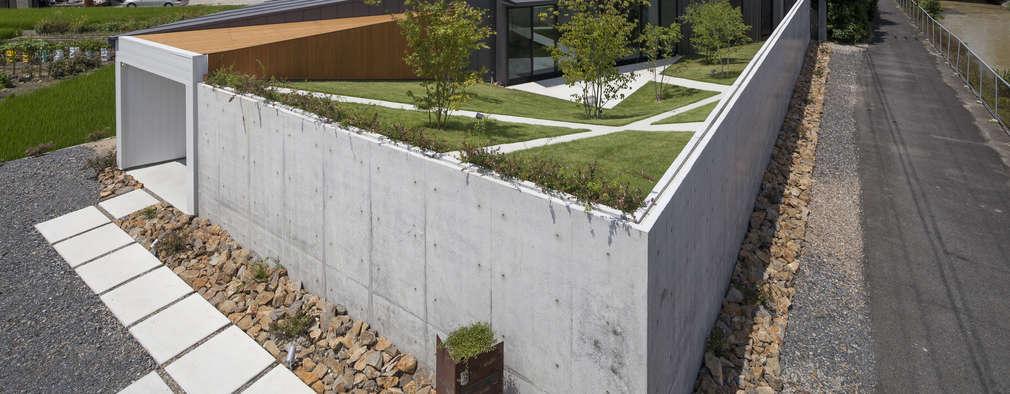 Secret Garden: bandesignが手掛けた家です。
