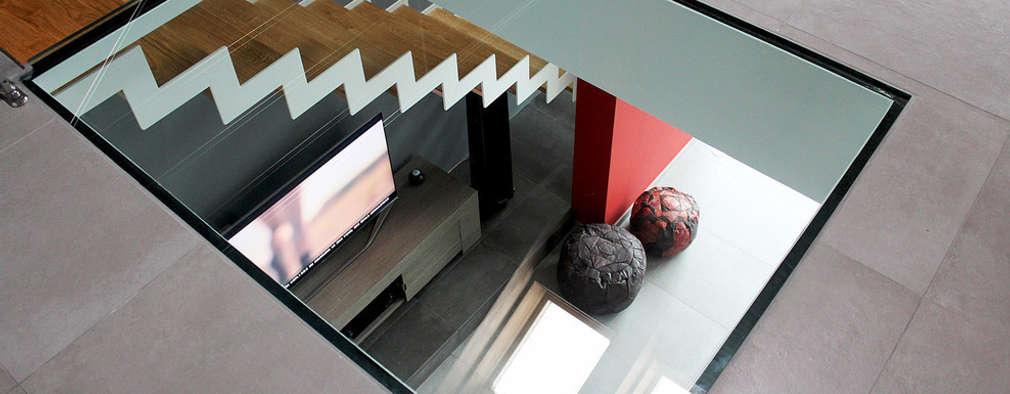 modern Living room by Studio 06