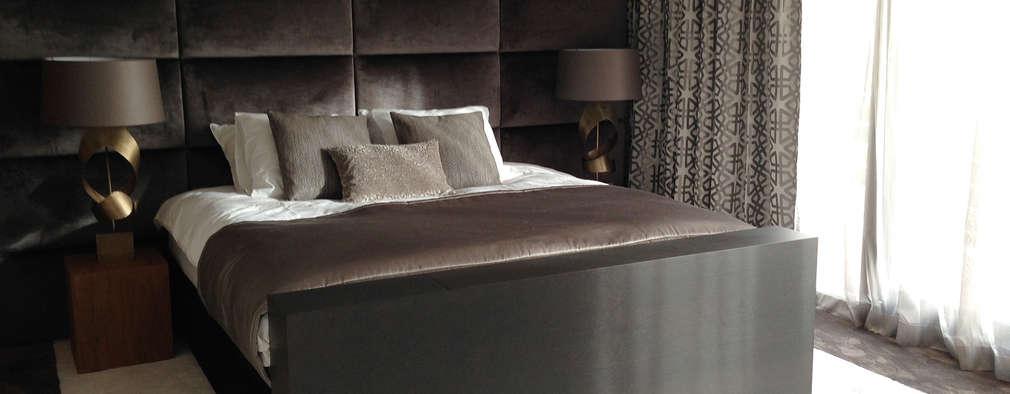Recámaras preciosas: ¡15 cabeceras de camas que te van a fascinar!