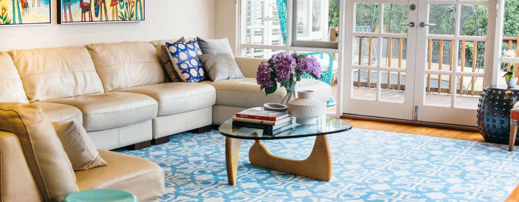 Ruang Keluarga by Indie Style Interiors