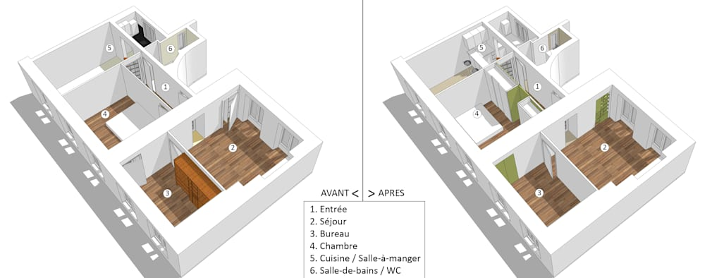 Comment bien choisir le plan de sa maison contemporaine for Comment obtenir des plans de maison