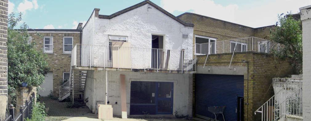 Casas reformadas antes y despues good view in gallery for Cocinas viejas reformadas